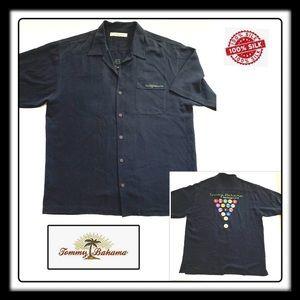 TB 100% Silk Shirt
